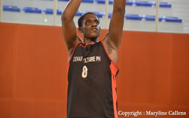 Jonathan ROUSSELLE | Cholet Basket